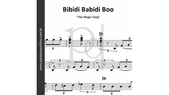 Bibidi Babidi Boo | The Magic Song