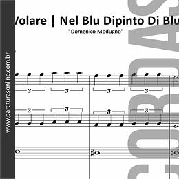 Volare | Nel Blu Dipinto Di Blu - Quarteto de Cordas