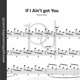 If I Ain't got You | Alicia Keys