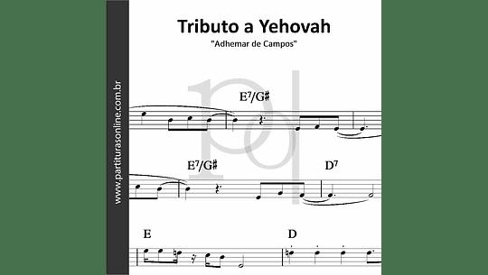 Tributo a Yehovah | Adhemar de Campos