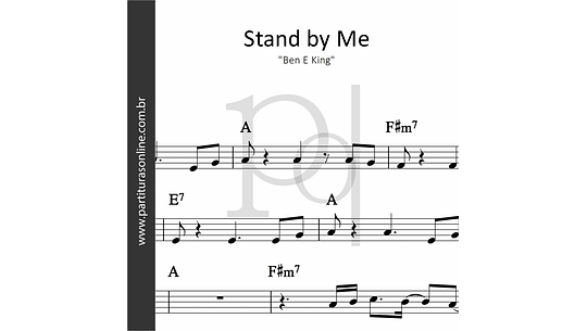 Stand by Me | Ben E King
