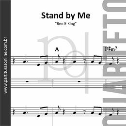 Stand by Me | Quarteto - flauta & cordas