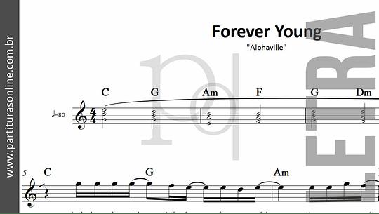 Forever Young | Alphaville