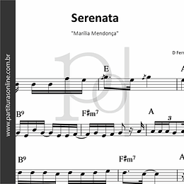 Serenata | Marília Mendonça