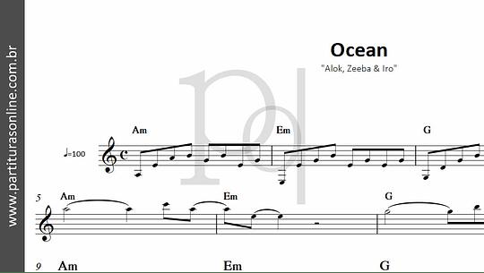 Ocean | Alok, Zeeba & Iro