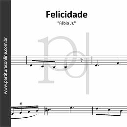 Felicidade | Fábio Jr.