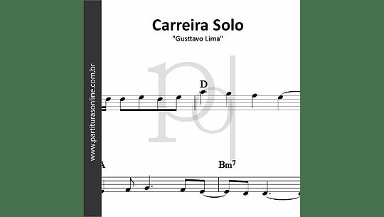 Carreira Solo | Gusttavo Lima