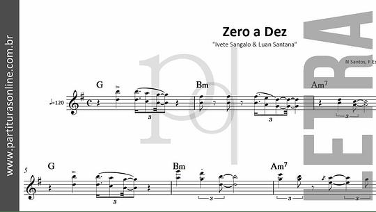 Zero a Dez   Ivete Sangalo & Luan Santana