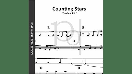 Counting Stars | OneRepublic