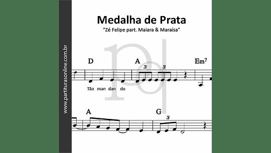 Medalha de Prata | Zé Felipe part. Maiara & Maraísa