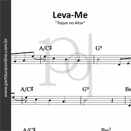 Leva-Me | Toque no Altar