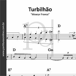 Turbilhão | Moacyr Franco
