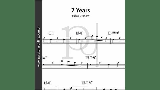 7 Years | Lukas Graham