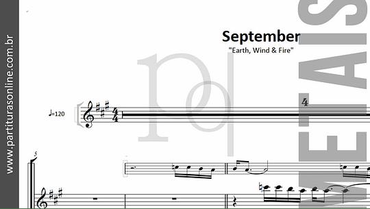 September | Sessão de Metais