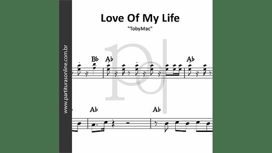 Love Of My Life | TobyMac
