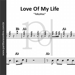 Love Of My Life | TobyMac