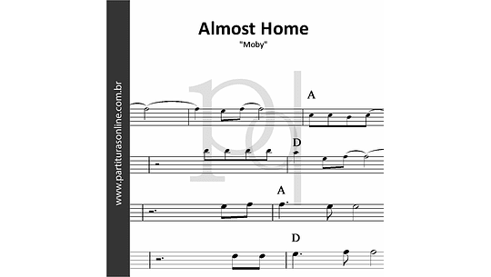 Almost Home | Moby