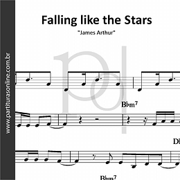 Falling like the Stars | James Arthur