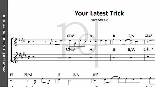 Your Latest Trick | Dire Straits