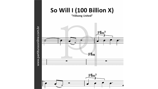 So Will I (100 Billion X) | Hillsong United