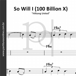So Will I (100 Billion X) | Hillsong United