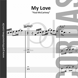 My Love | quarteto de Cordas