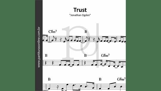 Trust   Jonathan Ogden