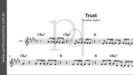 Trust | Jonathan Ogden