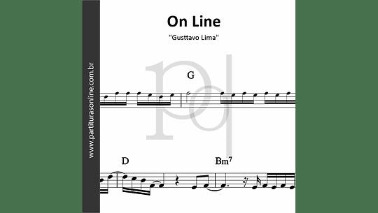 On Line | Gusttavo Lima