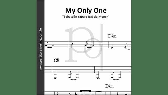 My Only One | Sebastián Yatra e Isabela Moner