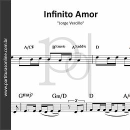 Infinito Amor | Jorge Vercillo