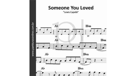 Someone You Loved | Lewis Capaldi
