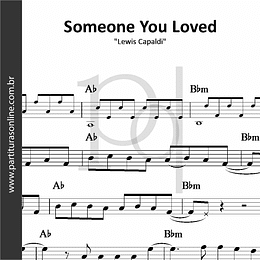 Someone You Loved | Lewis Capaldi