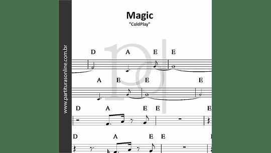Magic | ColdPlay