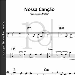 Nossa Canção | Vanessa da Matta
