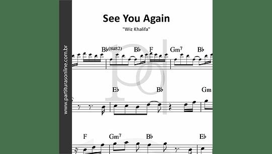 See You Again | Wiz Khalifa