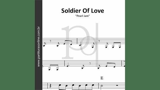 Soldier Of Love | Pearl Jam