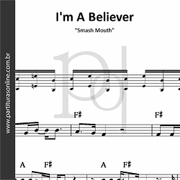 I'm A Believer | Smash Mouth