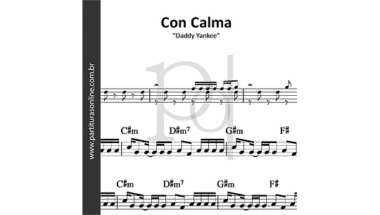 Con Calma | Daddy Yankee
