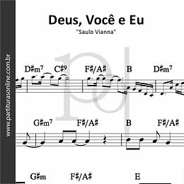 Deus, Você e Eu | Saulo Vianna