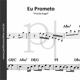 Eu Prometo | Priscila Angel