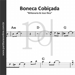 Boneca Cobiçada | Milionario & Jose Rico