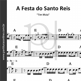 A Festa do Santo Reis | Tim Maia