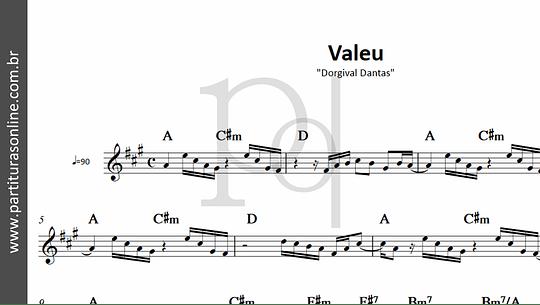 Valeu | Dorgival Dantas