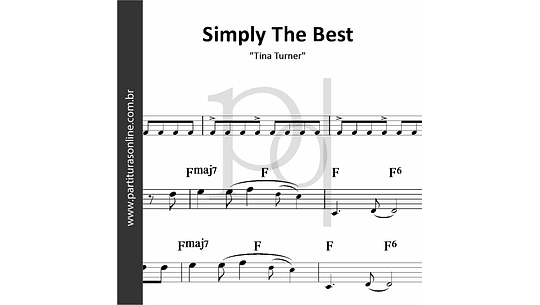 Simply The Best | Tina Turner