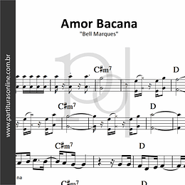 Amor Bacana | Bell Marques