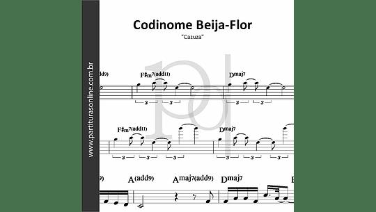 Codinome Beija-Flor | Cazuza