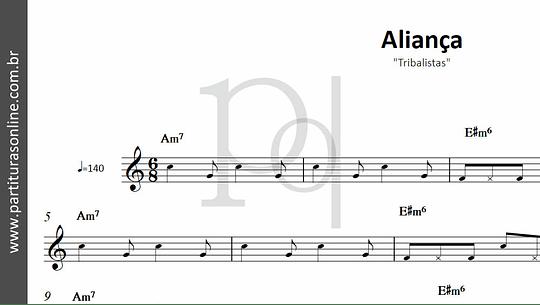 Aliança | Tribalistas