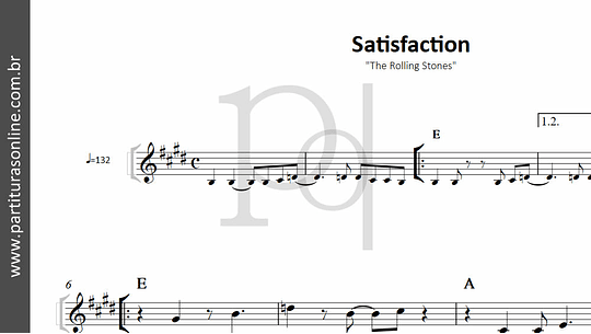 Satisfaction | The Rolling Stones
