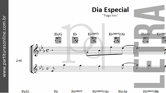 Dia Especial   Tiago Iorc